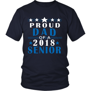 Graduation Shirts For Parents - Navi