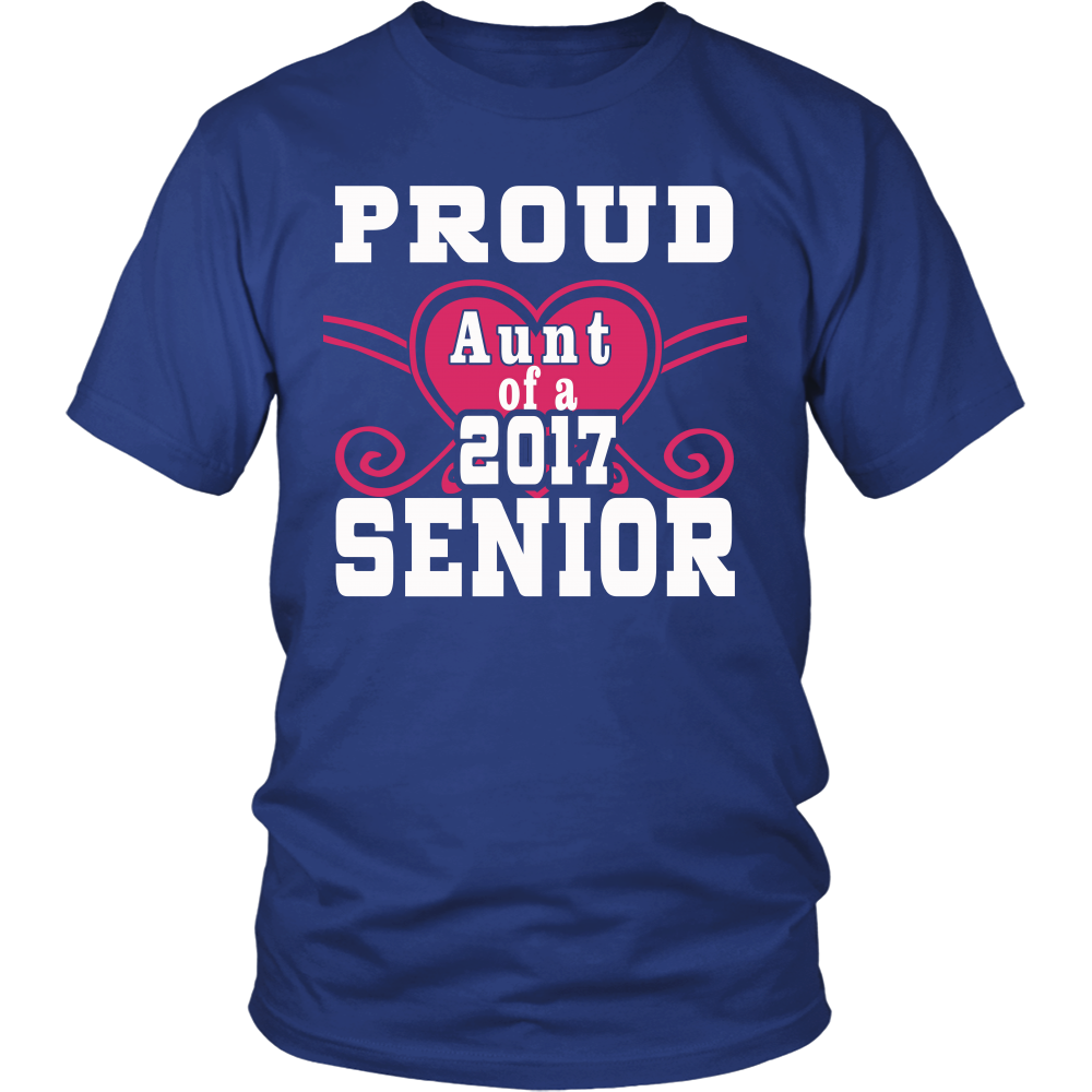 Proud Aunt of a 2017 Senior - My Class Shop