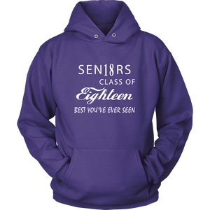 Sen18rs - Graduation hoodie ideas - My Class Shop