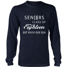 Load image into Gallery viewer, Sen18rs - Senior class shirts - My Class Shop