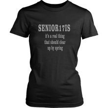 Load image into Gallery viewer, Senioritis 2017 - My Class Shop