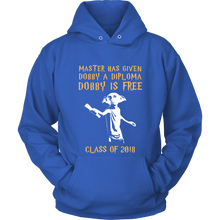 Load image into Gallery viewer, Dobby is Free - Seniors shirt - My Class Shop