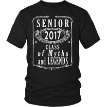 Load image into Gallery viewer, Senior 2017-Myths and Legends - My Class Shop