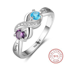 Load image into Gallery viewer, Senior Rings - 925 Sterling Silver MCS103265