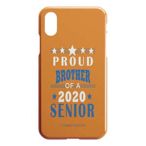 Proud Brother of 2020 Senior - Orange Edition