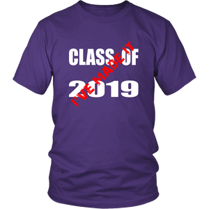 Class T shirts 2019 - I Have Made It - Purple