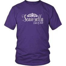 Load image into Gallery viewer, Seniorella - Class T-shirts 2020