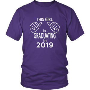 This Girl Is Graduating - 2019 Class Slogans