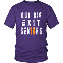 Load image into Gallery viewer, Class shirts 2019 - Our Big Exit - Purple
