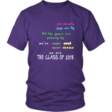 Load image into Gallery viewer, Class of 2018 t shirt slogans - Shirt