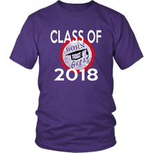 Load image into Gallery viewer, class of 2018 t shirt slogans