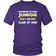 Load image into Gallery viewer, Junior I Am - Class of 2020 Slogans