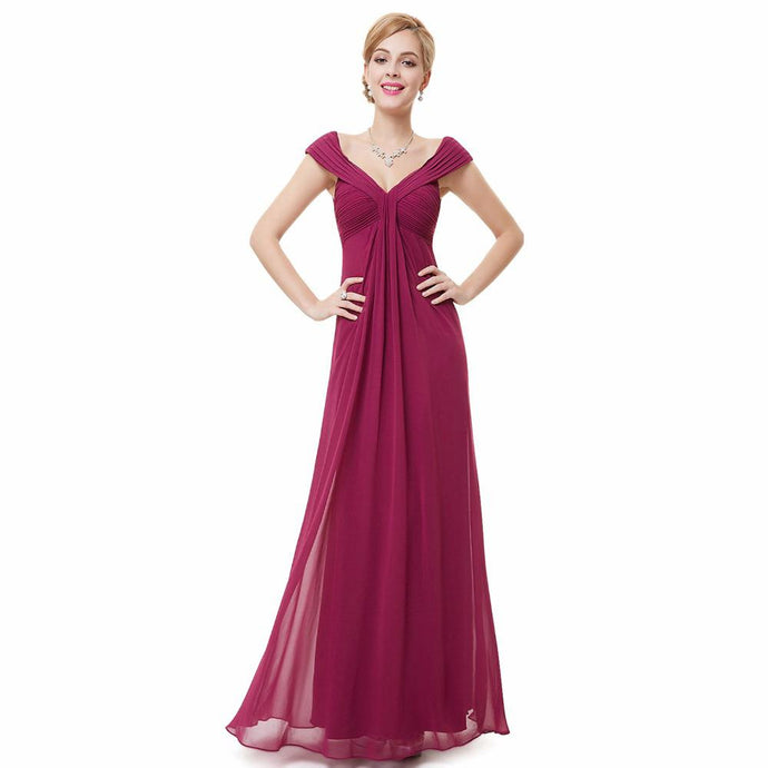 Incredible v-neck burgundy prom dress designed by My Class Shop. We have so many different designs prom dresses just go ahead and check them.