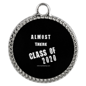 Almost There - 2020 Graduation Charm Bracelets