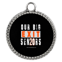 Load image into Gallery viewer, Our Big Exit - Graduation Charm Necklaces