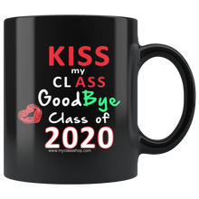 Load image into Gallery viewer, Kiss My Class Goodbye - 2020 Graduation Coffee Mugs