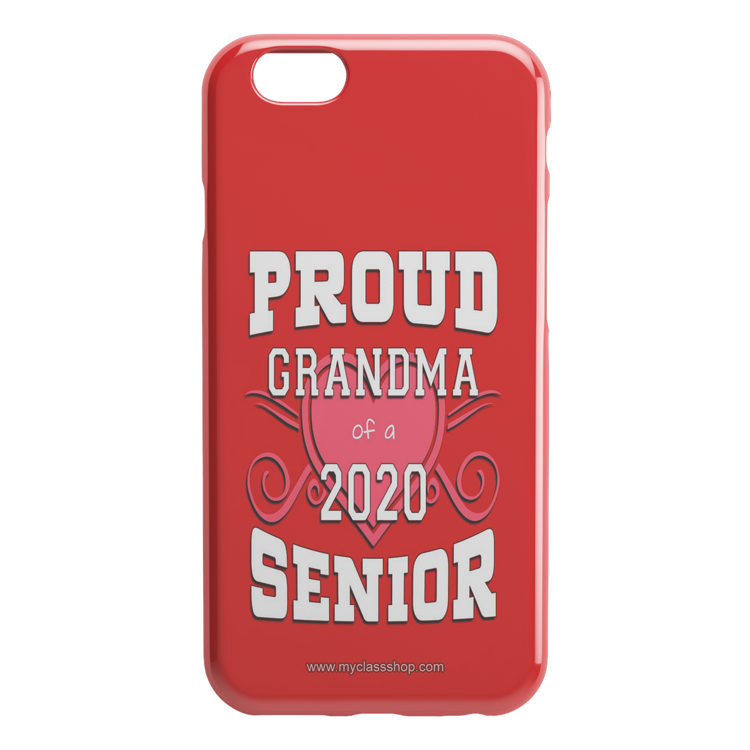 Proud Grandma of a 2020 Senior