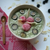 taiki tea matcha coconutty chia pudding