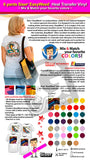 6 Yards Siser EasyWeed Heat Transfer Vinyl (Mix & Match your favorite colors) - gercuttervinyl