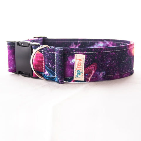 Galaxy Designer Dog & Cat Collar