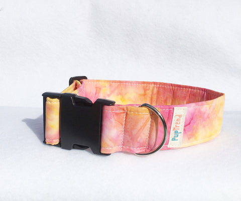 Sunset Batik Collar - Clearance - 50% Off!