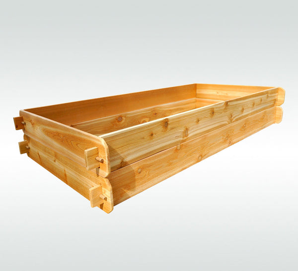 3x6 Deep Raised Garden Bed Kit