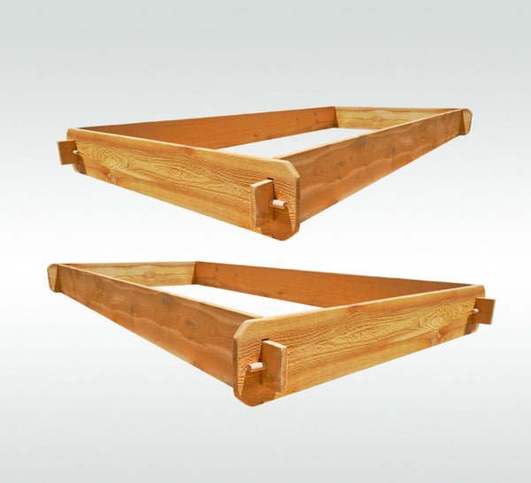 Raised Garden Bed Set (Two 3x6)