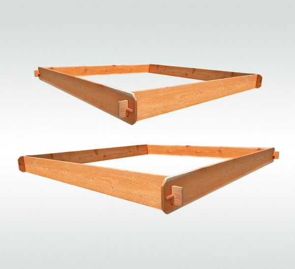Raised Garden Bed Set (Two 6x6)