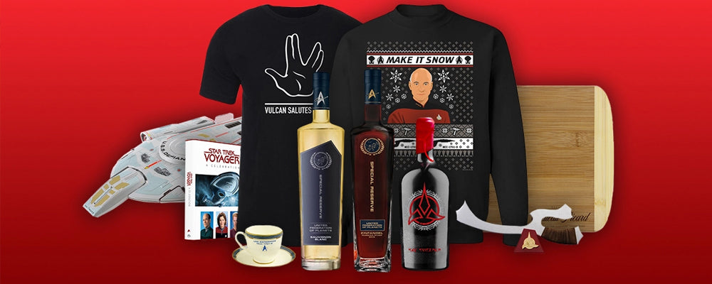 What's the Most Cosmic Gift You Can Give to a Star Trek Fan?