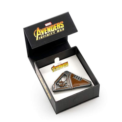 Guardians of the Galaxy Star-Lord Communicator Enamel Collector Pin