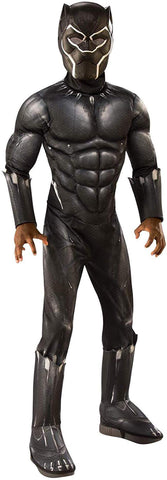 Avengers Infinity War Black Panther Deluxe Child Costume