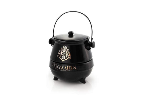 Harry Potter Tea-For-One Cauldron Teapot And Cup Set