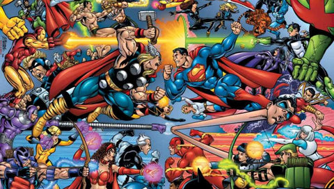 Marvel and DC Notable Differences