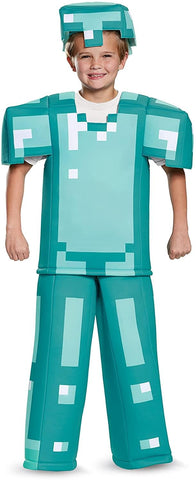 Minecraft Armor Prestige Child