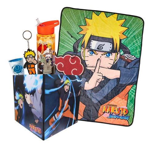 Naruto Shippuden LookSee Collector's Box