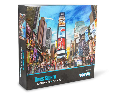 New York Times Square Puzzle 1000 Piece Jigsaw Puzzle