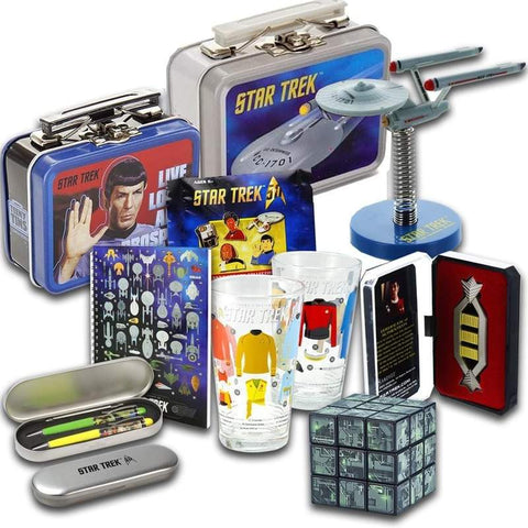Star Trek Collectibles | Collectors LookSee Box