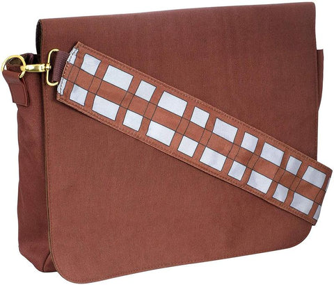 Star Wars Chewbacca 10 x 14 Inch Messenger Bag