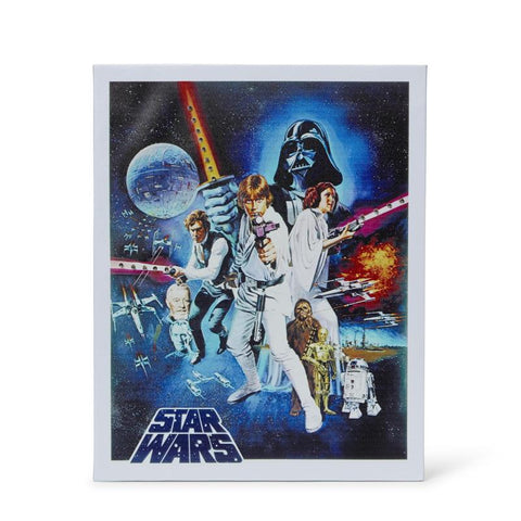 "Star Wars Episode IV: A New Hope 1977 Unframed Poster 16x20"" Wall Canvas"