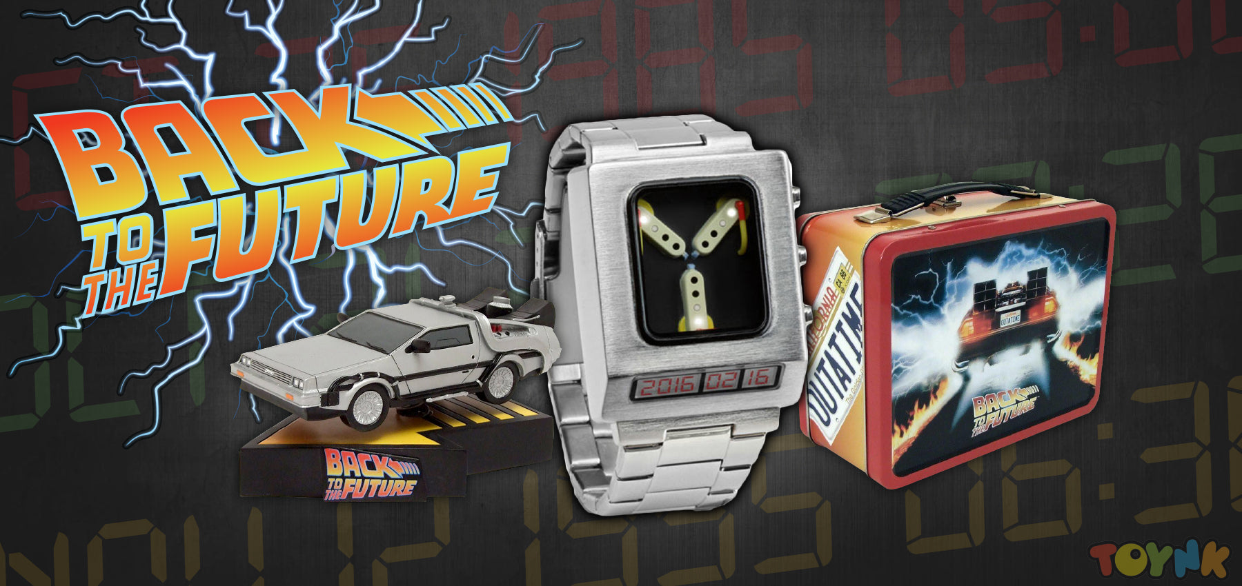 Shop Back to the Future