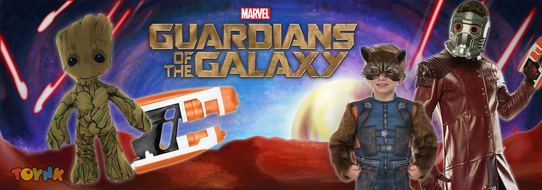 Shop Guardians of the Galaxy
