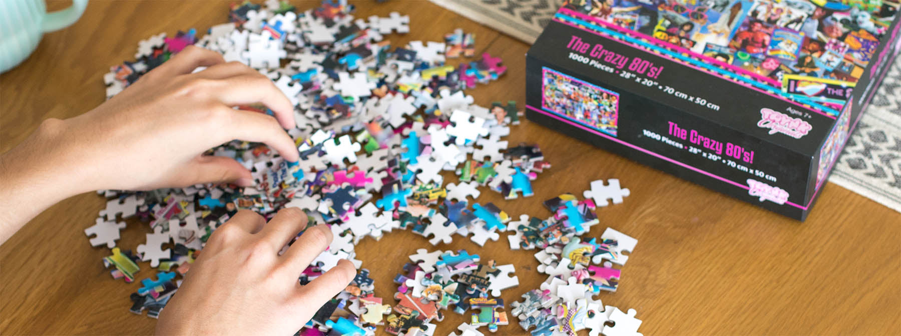 Shop Jigsaw Puzzles at Toynk