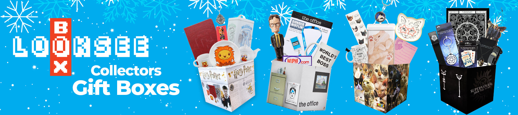 LookSee Collectors Gift Boxes Make Great Holiday Gifts