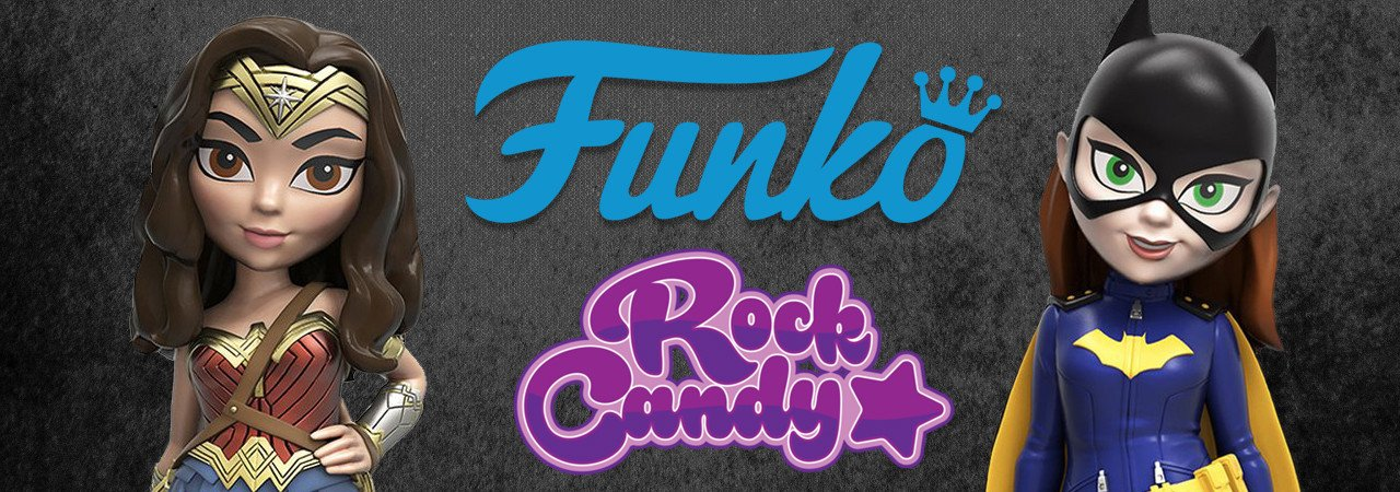 Shop Funko Rock Candy