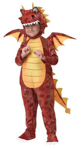 Fire Breathing Dragon Costume Child Toddler
