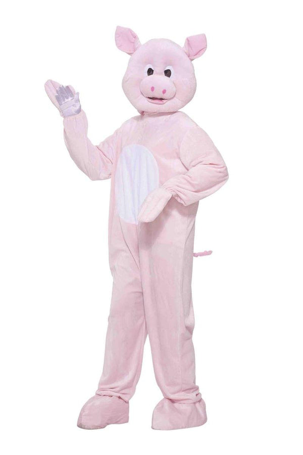 Story Book Pig Plush Adult Costume