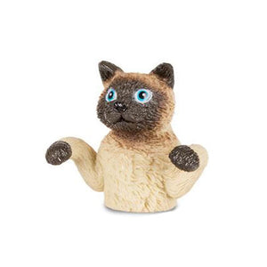 Finger Cats Finger Puppet, One Brown Cat