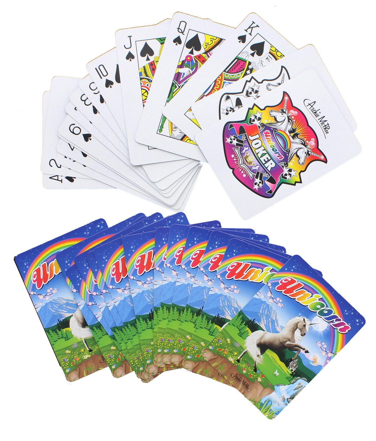 Unicorn Novelty Playing Cards | 52 Card Deck