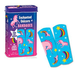 Enchanted Unicorn Box Of 15 Latex-Free Bandage