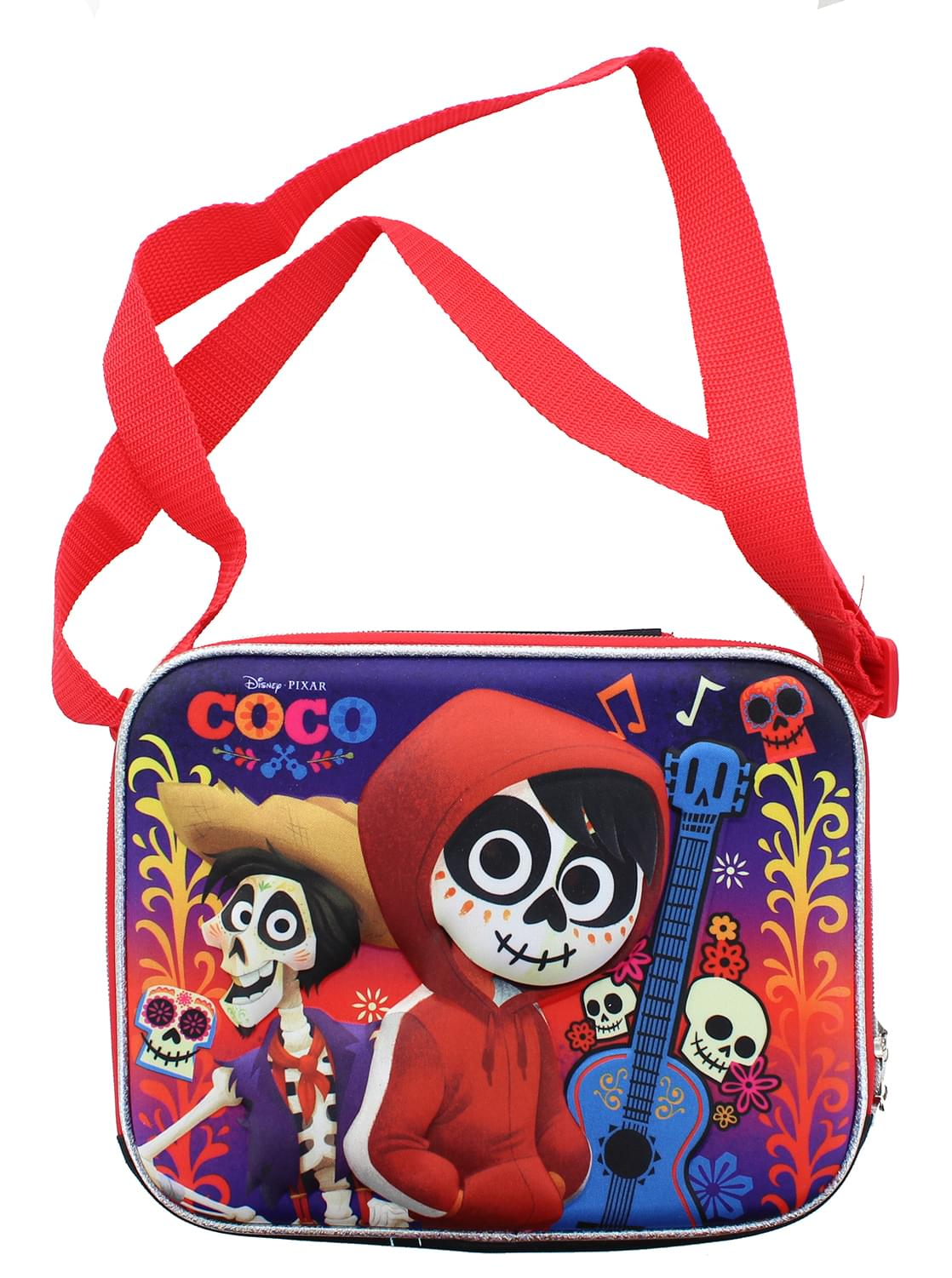 Disney Pixar COCO Lunch Tote w/ Long Strap